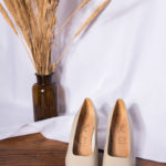 Escarpins en cuir