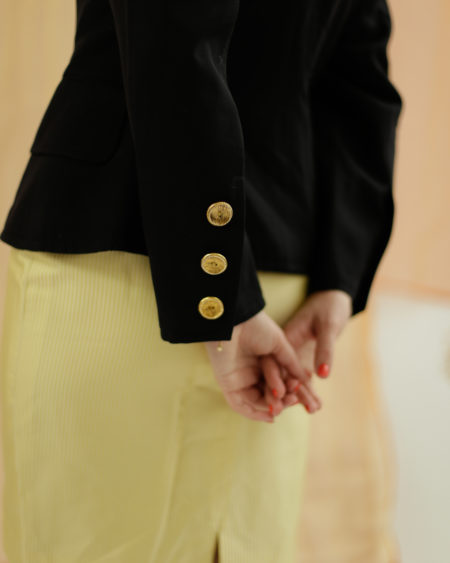 Veste Yves Saint Laurent