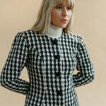 Veste Jean Luc Couture en laine