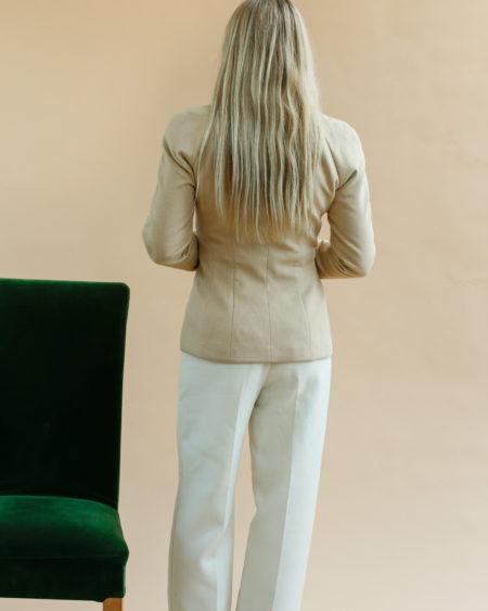 VesteEscada en laine vintage