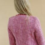 Veste vintage en tweed