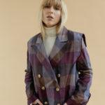 Veste légère Sonia Rykiel en lin vintage