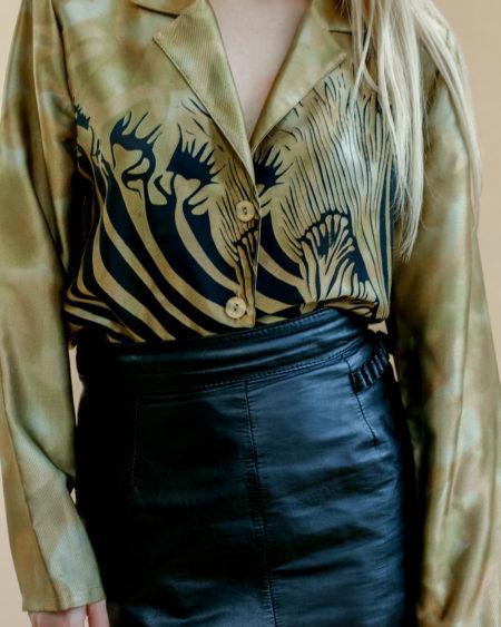 Robe chemise 3 Suisses le chouchou vintage