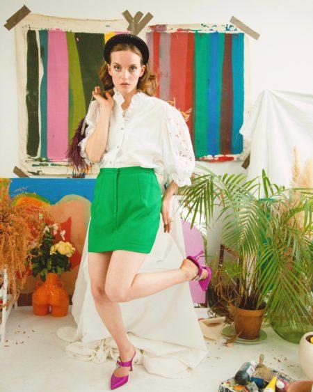 blouse autrichienne