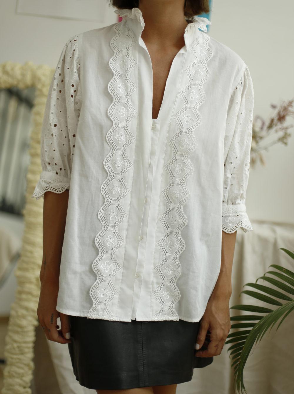 blouse autrichienne vintage5