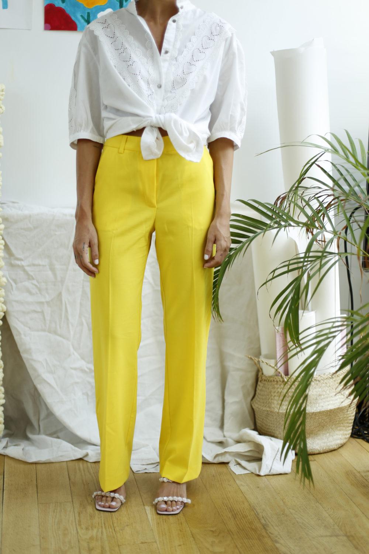 pantalon céline vintage