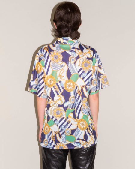 chemise imprimée